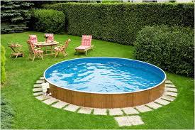 Делаем бассейн на загородном участке