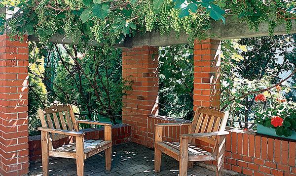 Как сделать сад удобным для отдыха