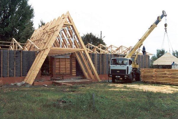 Купить землю и построить дом