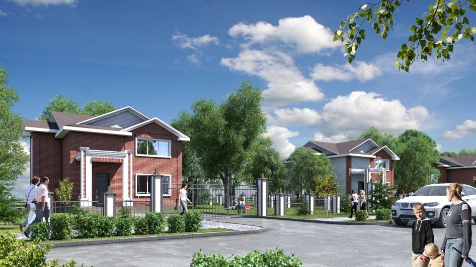 Рынок загородной недвижимости 2011