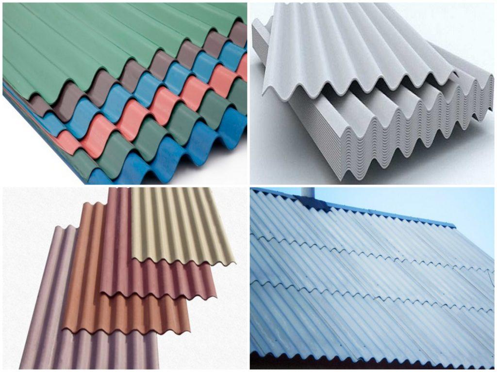 Выбор материалов для кровли крыши