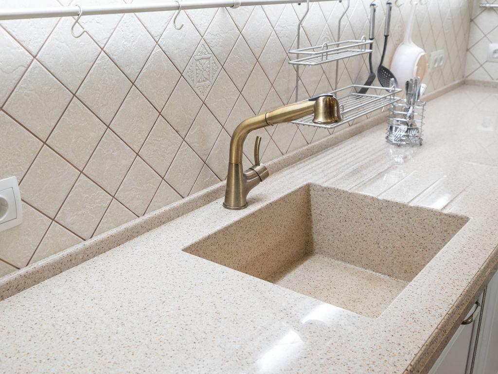 Кухонные раковины столешницы из искусственного камня