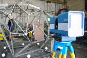 Лазерные 3D сканеры наземные