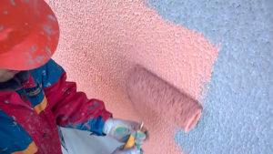 Преимущества фасадных красок