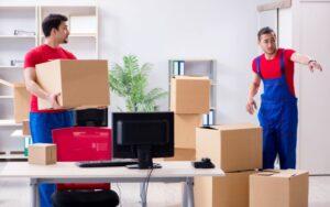 Преимущества услуг по офисному переезду
