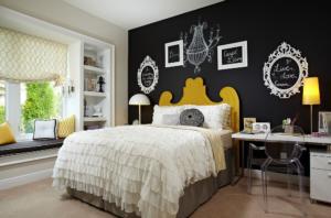 Придайте вашей спальне современный вид