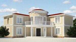 Преимущества фасадного декора