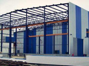 Преимущества услуг по строительству быстровозводимых зданий