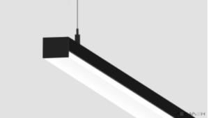 Преимущества использования профильных встраиваемых светильников