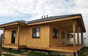 Дома из СИП-панелей — как сделать расчет строительства