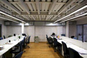 Преимущества услуг по ремонту офисов под ключ