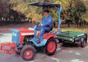 Мини-трактор — покупка или аренда?