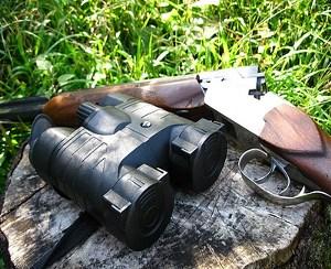 Бинокли для охоты