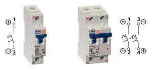 Автоматические выключатели тока