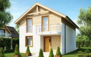 Преимущества строительства дома на маленьком участке