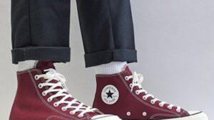 Конверсы — современная обувь